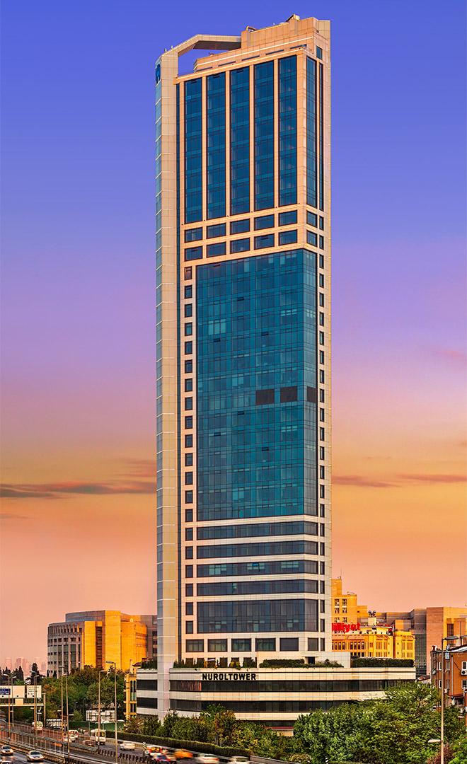 Nurol Tower AFTUCO Office